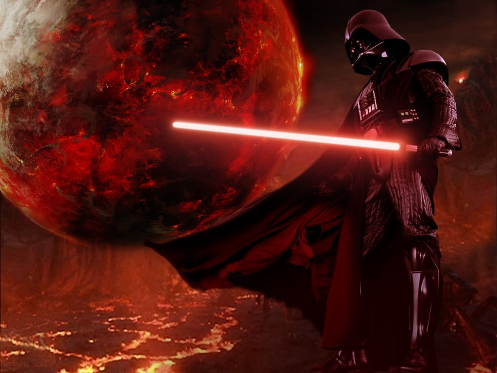 Gabe Hoogers… Dark Lord of the Sith