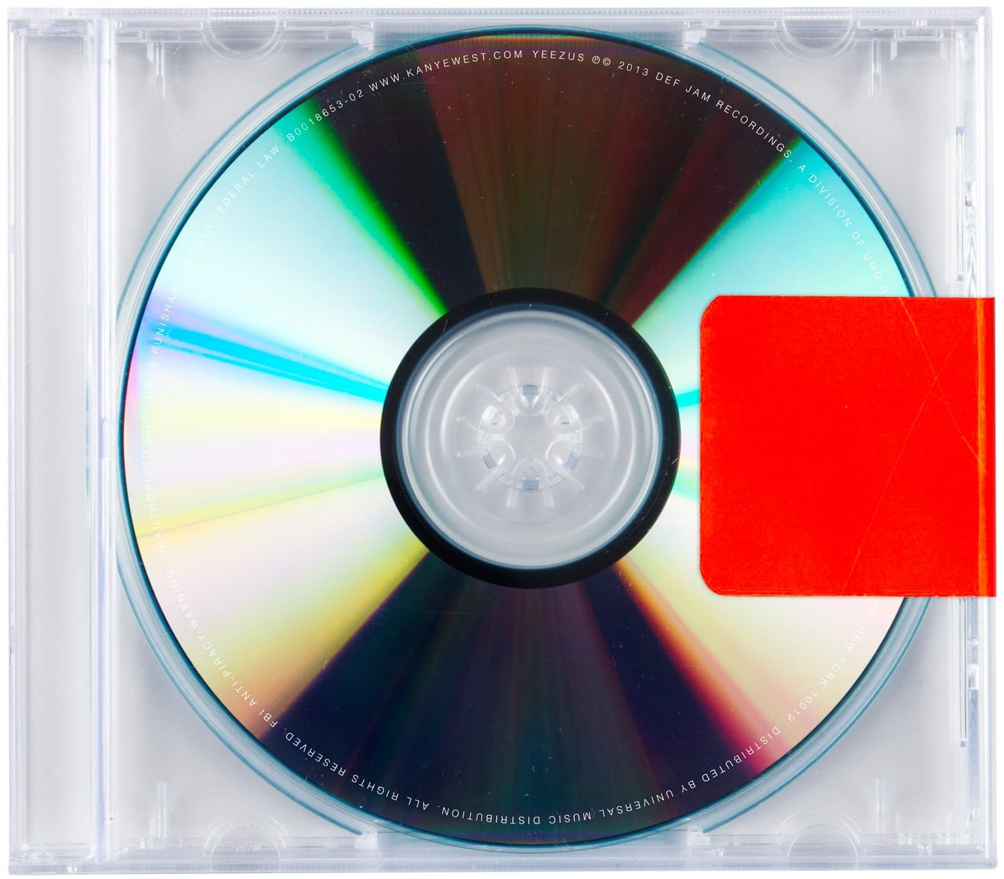 Laura Penny says Yeezus track has 'all the feels'