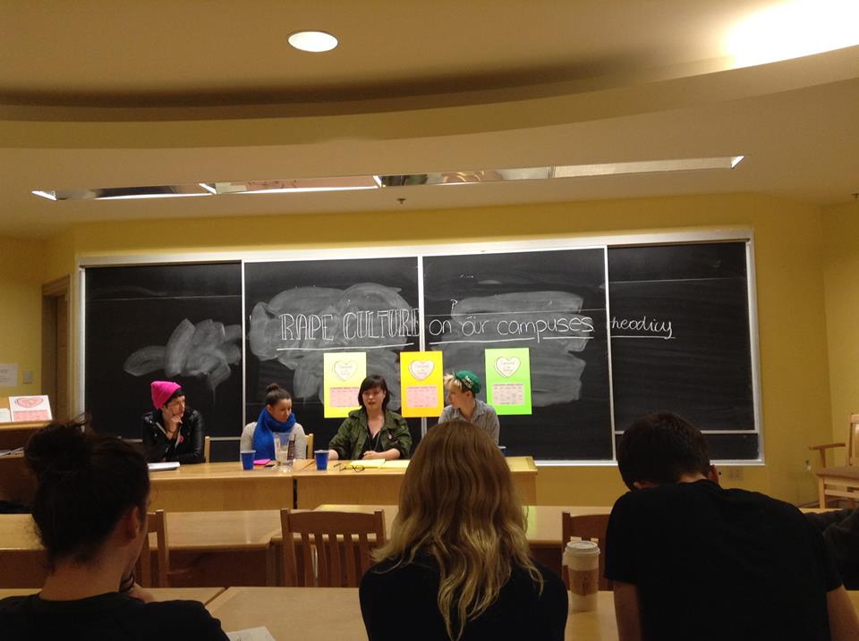 SUNSCAD and KSU consent panel challenges campus rape culture
