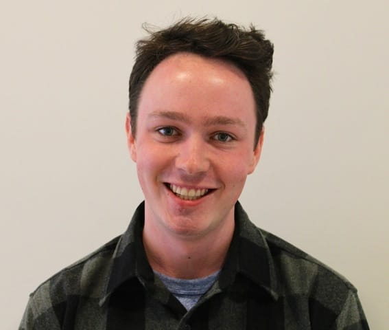Incoming VP Student Life Brennan McCracken (Photo: John Sandham)