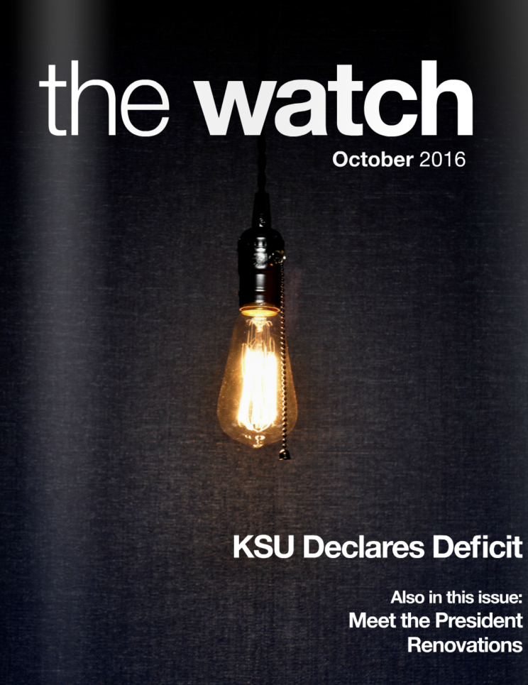 October 2016 Issue of The Watch