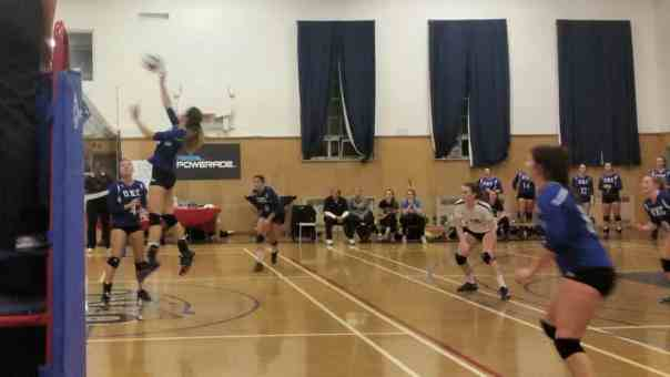 Bleeding Blue: UKC women's volleyball program on the rise