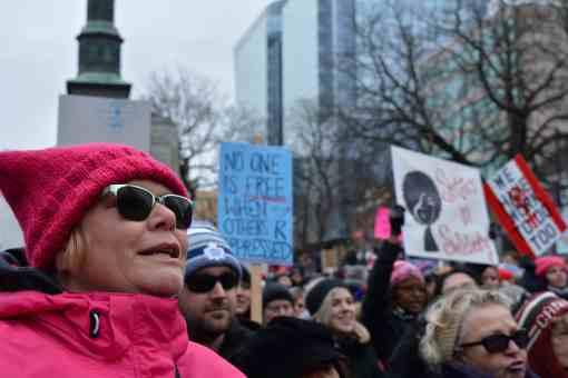 Women's March on Washington: Halifax photos
