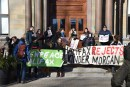 Kinder Morgan pipeline: Protesters gather in Halifax
