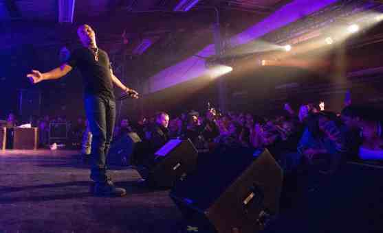 No we will not stand here in silence: T.I. in Halifax