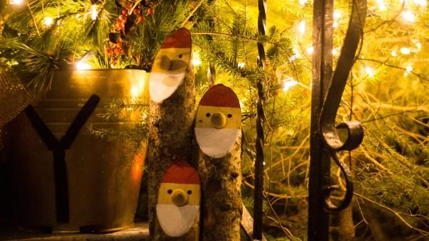 'Christmas' to Saint Nick