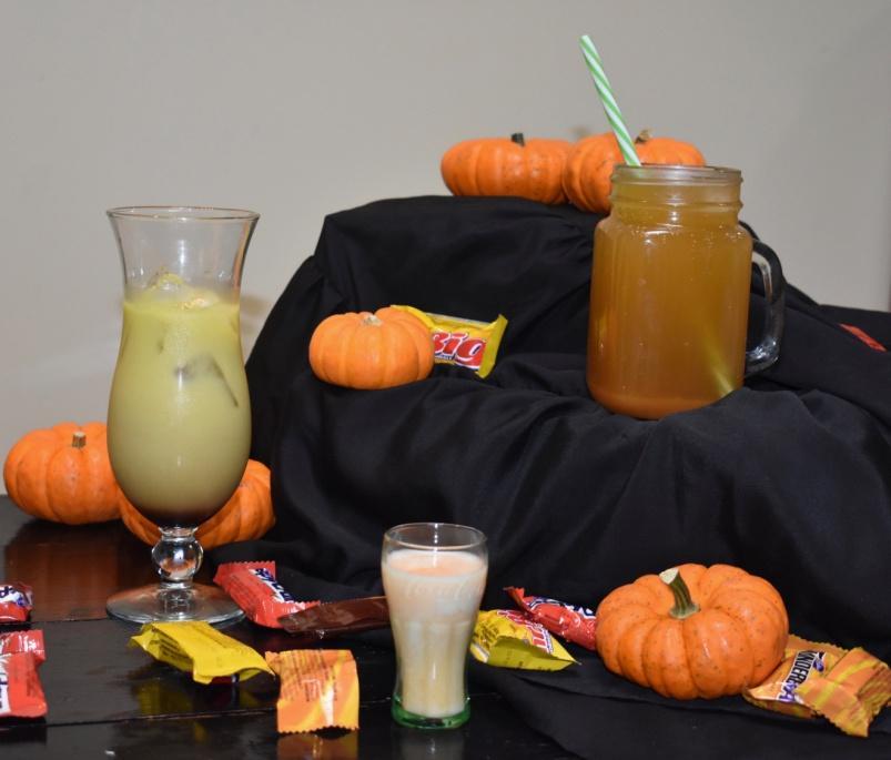 Spooky drinks!