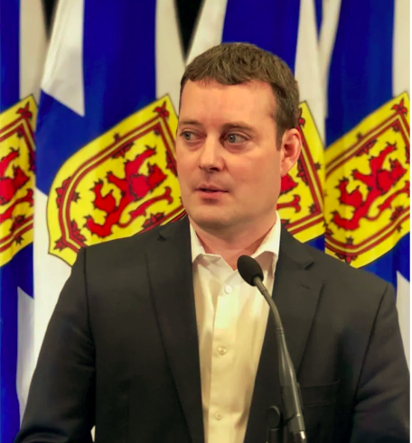 "Health Minister Randy Delorey said the comparison to conditions in the developing world has the ""unfortunate consequence"" of instilling fear. (Courtesy Craig Paisley/CBC)"