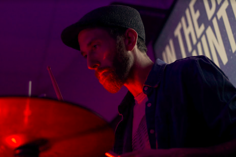 Adam White of Mauno in the zone at the Mayflower on January 26, 2019. (Photo: Alec Martin)